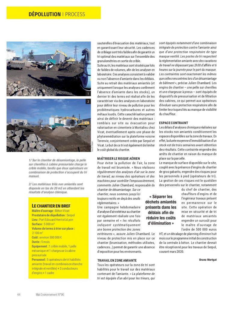 Article TP Aménagement - Matériel CFE Location